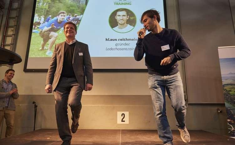 "Keynote ""Lederhosentraining"" Gewinner 2017"