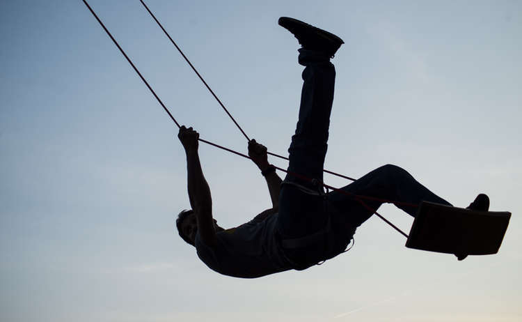 Akrobatik Auf Der Hutschn Copyright Hutschnbauer