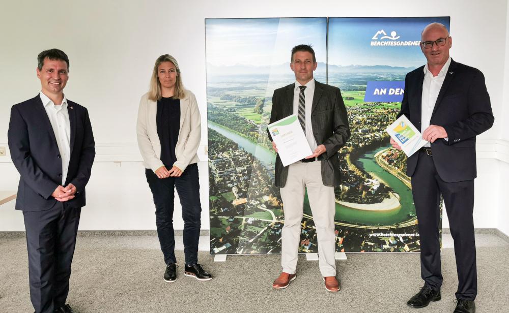 Umwelt- und Klimapakt Bayern Alfred Huber Immobilien
