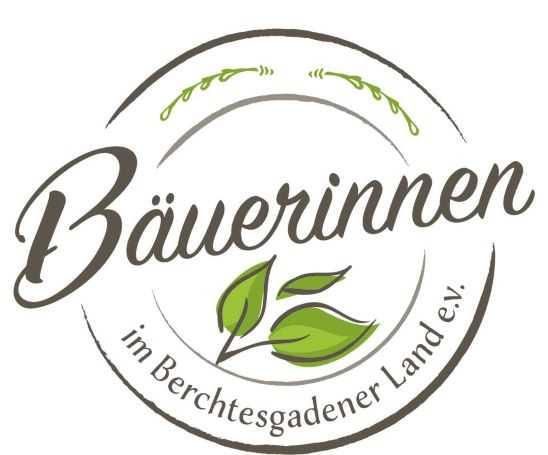 Bäuerinnen im Berchtesgadener Land Logo