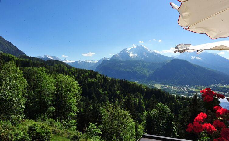 Berchtesgadener Land Panorama