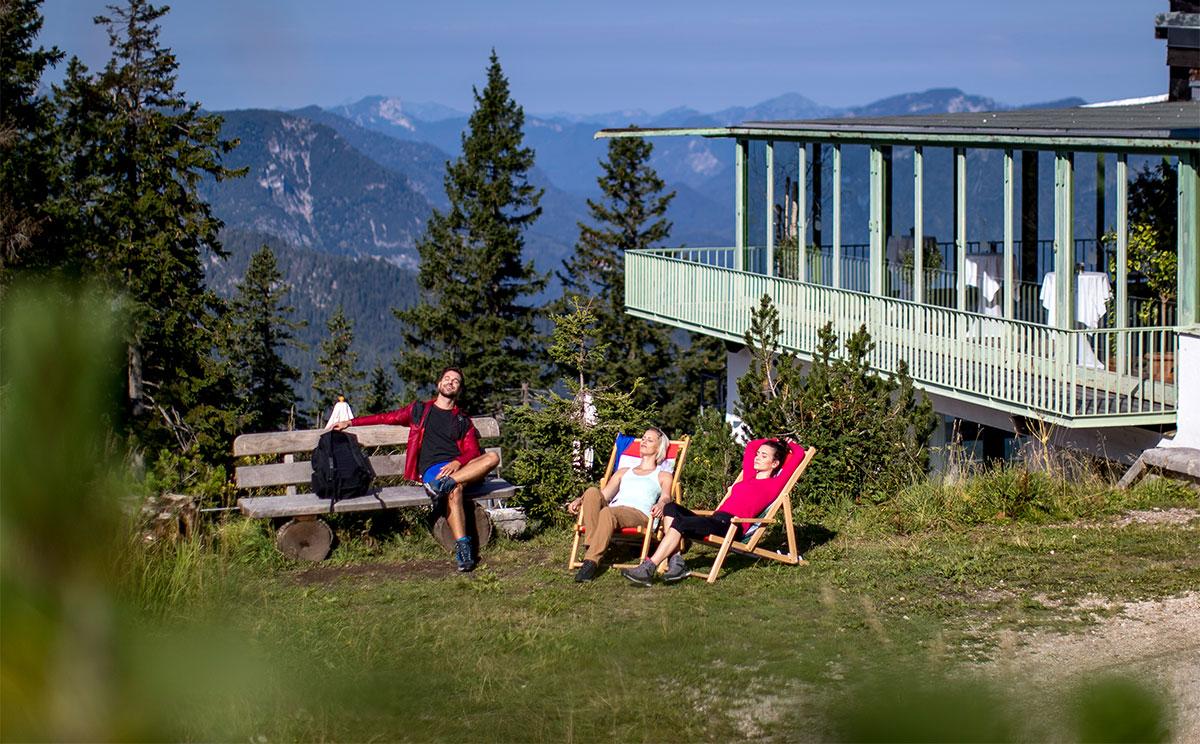 Bergrestaurant Predigtstuhl 3