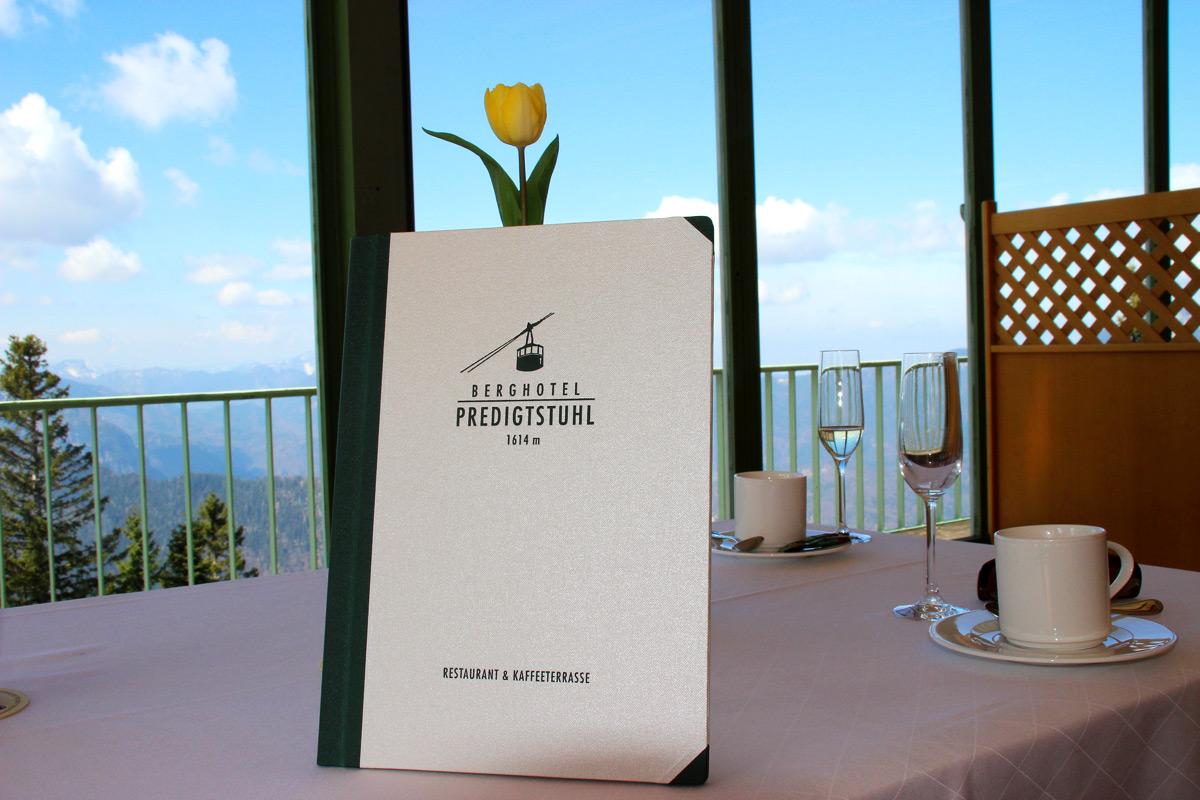 Bergrestaurant Predigtstuhl 6