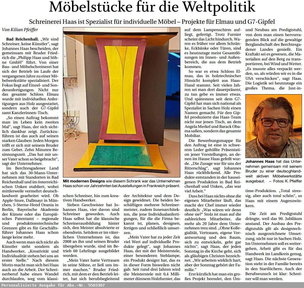 Philipp Haas und Söhne GmbH