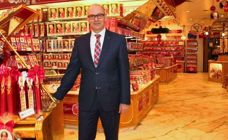 Geschäftsführer Bernhard Pfaff ist seit mehreren Jahren im Unternehmen in Bad Reichenhall.