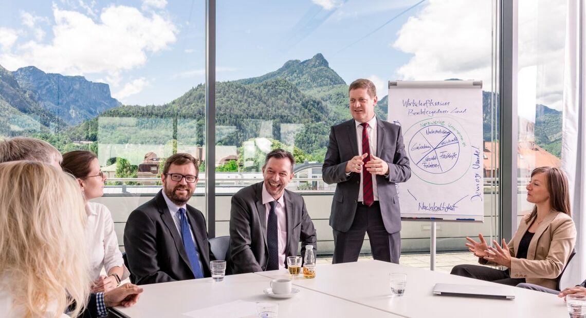 Besprechung Lh Berchtesgadener Land