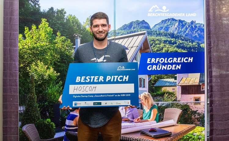 Bester Pitch - Robin Renschler