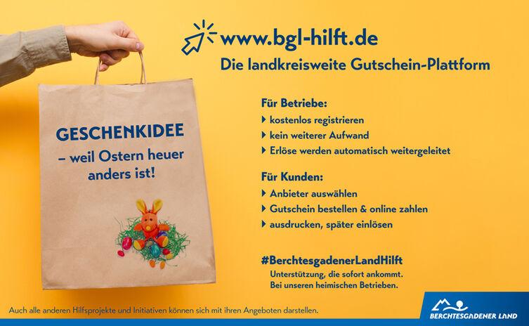 BerchtesgadenerLandHilft Ostern