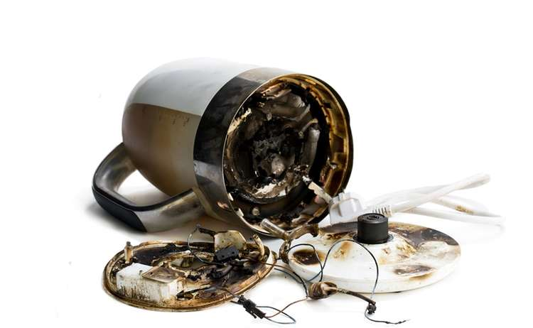Die häufigste Brandursache in der Gastronomie: defekte Elektrogeräte