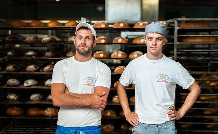Bäckerbrüder Freilassing