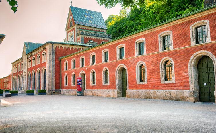 Die Kunstakademie von außen