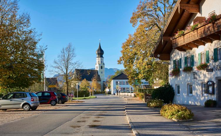 Tourismus Förderung Region