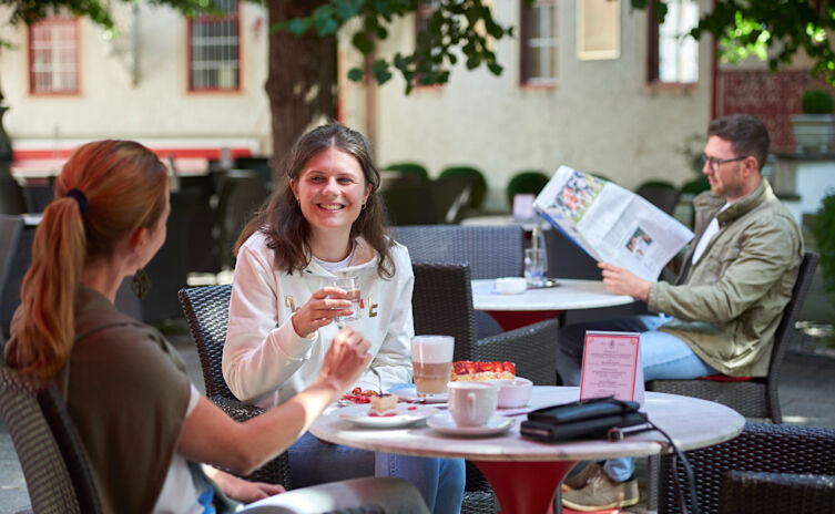 Café Tourismus Sommer Berchtesgadener Land