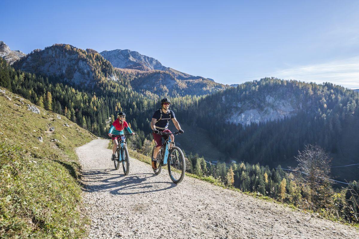 Ebike Region Berchtesgadener Land