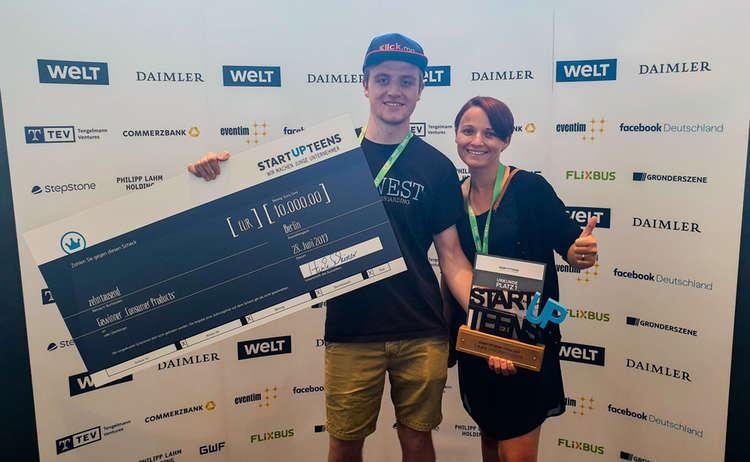 Startup Teens Felix