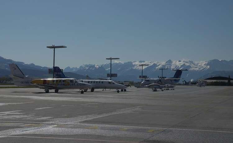 Flughafen Salzburg Dsc 8960