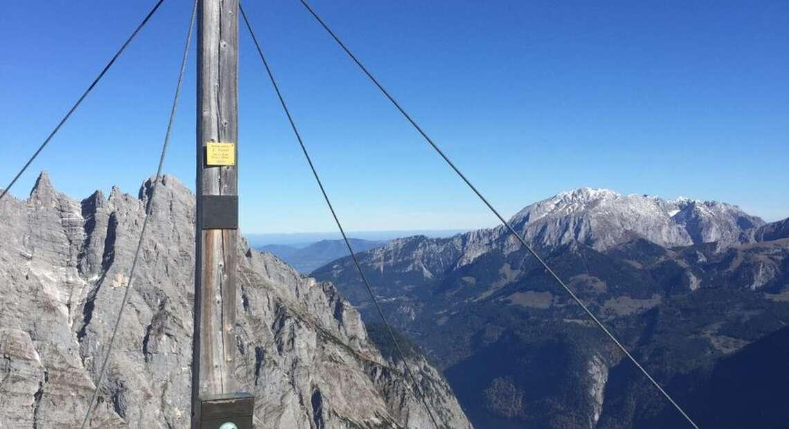 Gipfelfoto Gruender