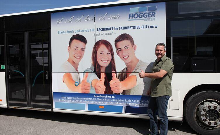 Hogger Bus