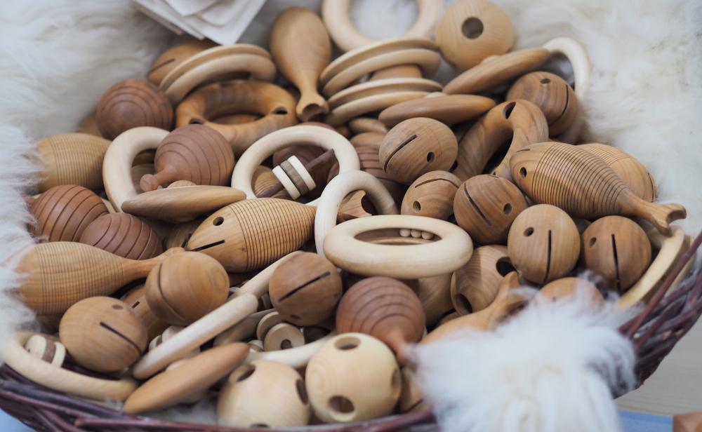 Hohenfried Holzwerkstatt Produkte Greiflinge
