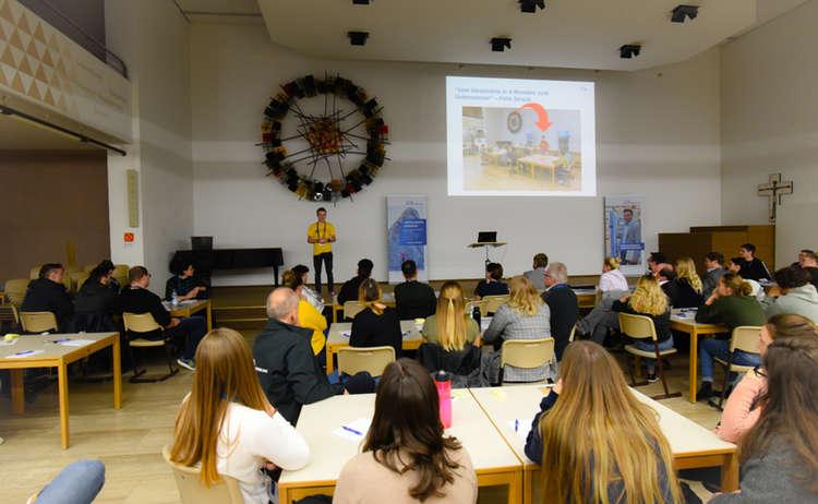 Ideencamp Berufsschule 2019