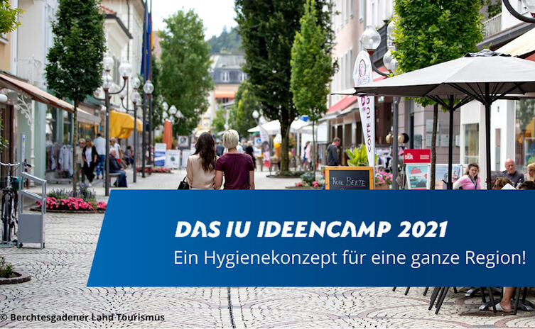 Ideencamp IU 2021