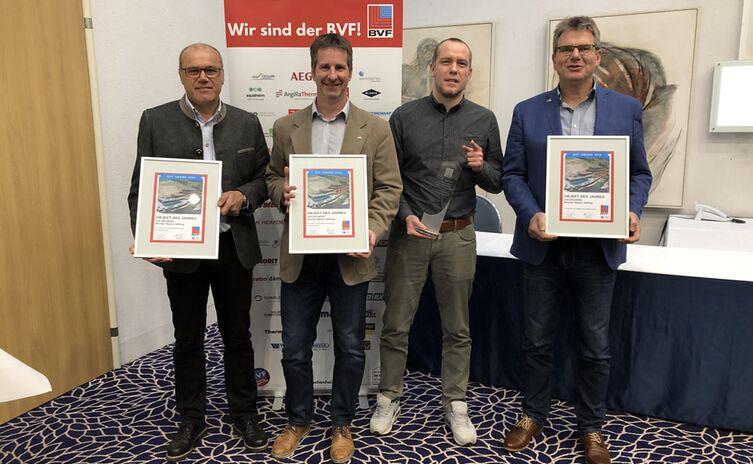 PYD gewann 2019 den BVF Award für das Objekt des Jahres