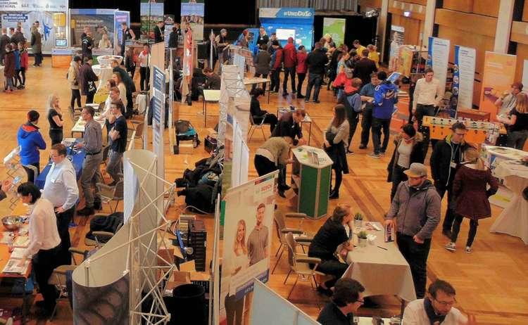 Informationstag Beruf Und Studium Alpencongress