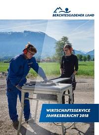 Jahresbericht 2018 Titelseite