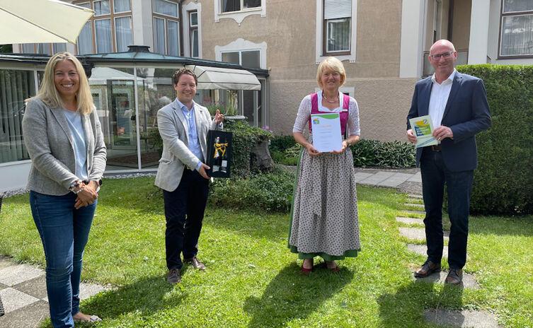 Umwelt- und Klimapakt Bayern Kur-Residenz Villa Henckel