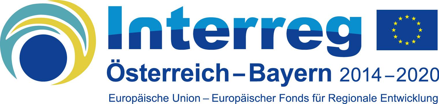 Interreg Logo Österreich Bayern