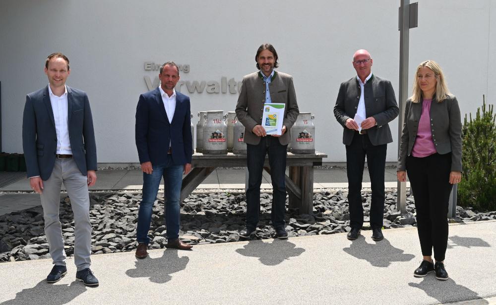 Umwelt- und Klimapakt Bayern Milchwerke
