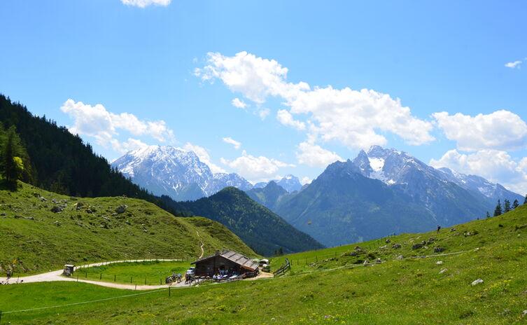 Mordaualm C Biosphaerenregion Berchtesgadener Land