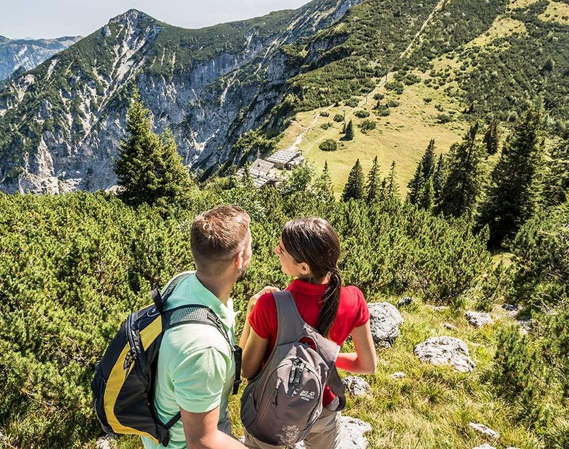 Predigtstuhlbahn Alpinweg