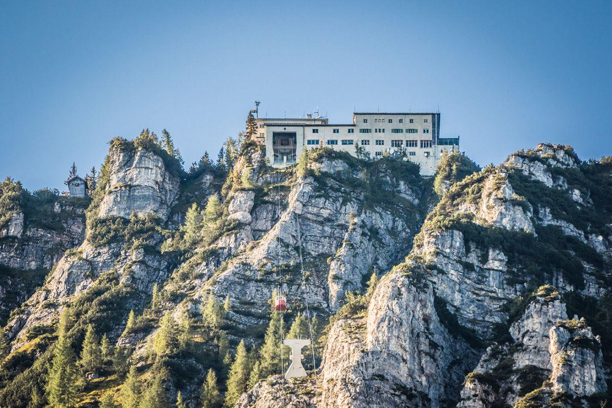 Predigtstuhl im Lattengebirge
