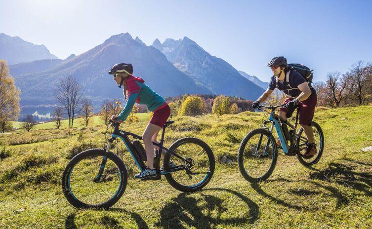 Radfahren aktiviert die Gesundheit