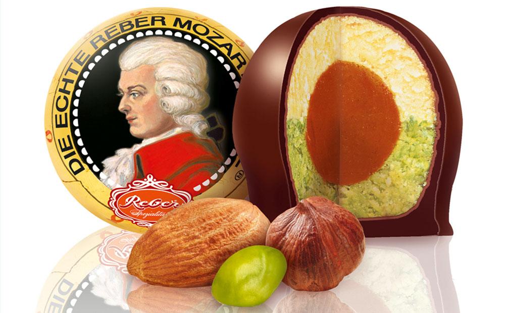 Reber Mozartkugel