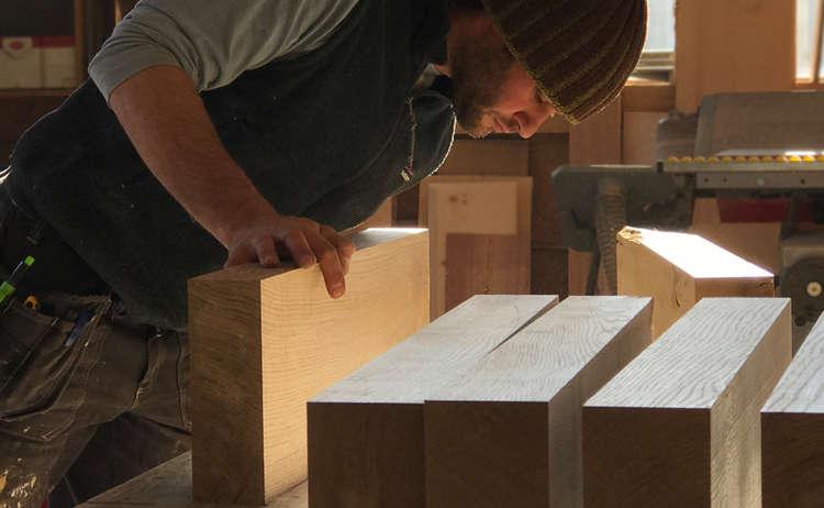 Regionale Holzauswahl Aus Dem Berchtesgadener Land Copyright Hutschnbauer