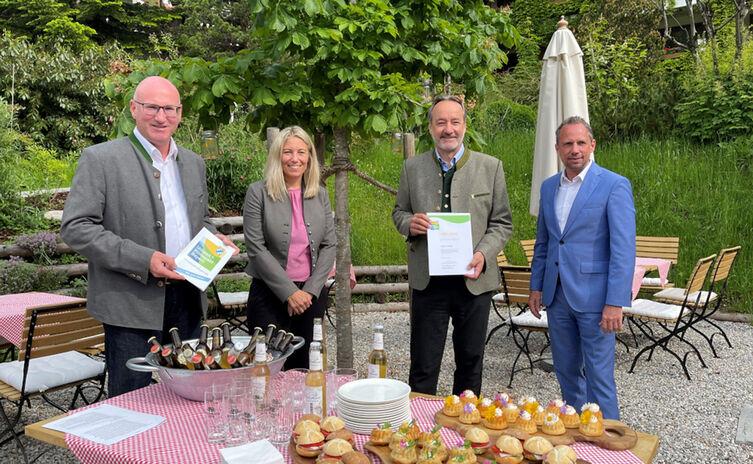 Umwelt- und Klimapakt Bayern Hotel Rehlegg