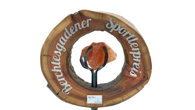 Sportgala Preis Salzpokal Salzbergwerk