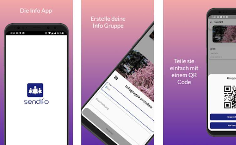 Sendifo App