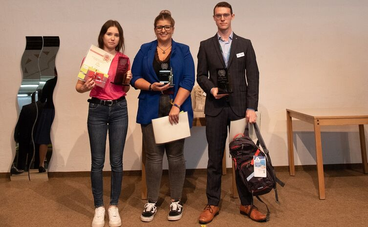 Junior Sales Contest - Siegerfoto