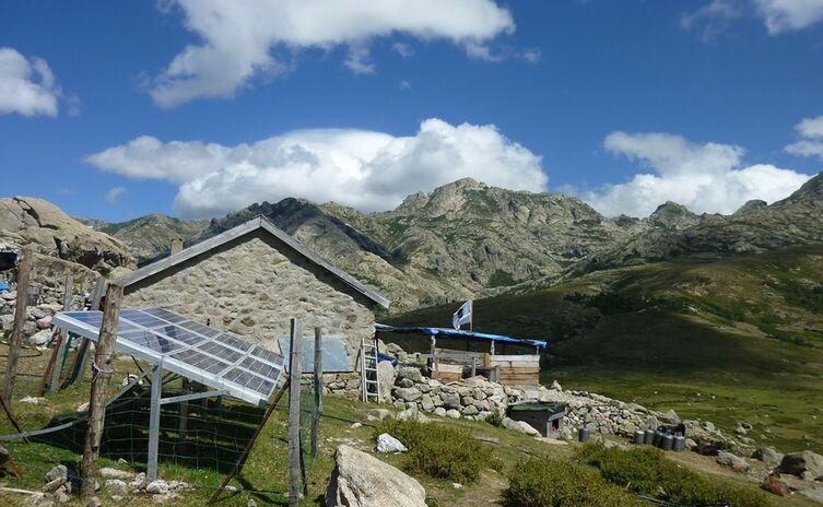 Solar Berg