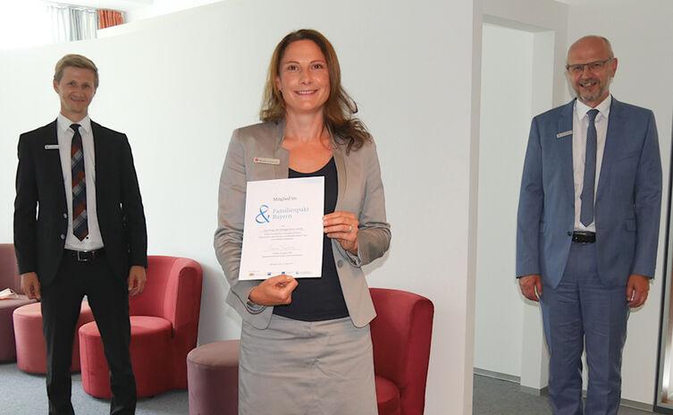Familienpakt Bayern Sparkasse BGL