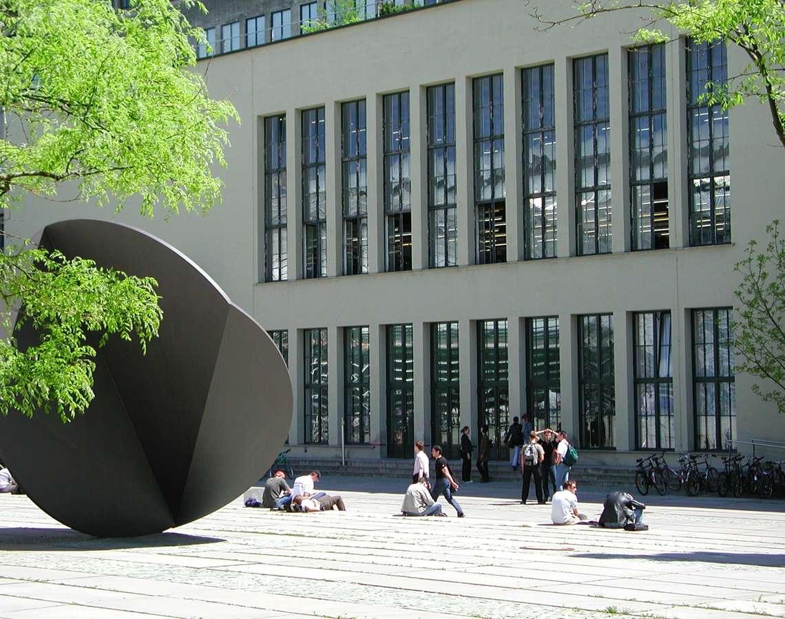 Tu Muenchen Copyright Campus 1920
