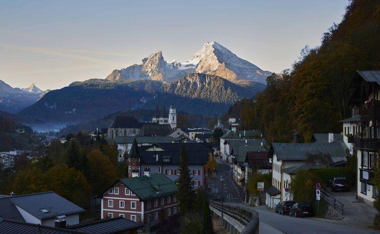 Berchtesgaden-am-morgen