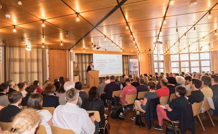 Datenschutz Veranstaltung Freilassing